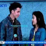 Foto Mesra Stefan William dan Natasha Wilona Anak Jalanan Episode 181