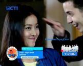 Foto Natasha Wilona dan Stefan William Anak Jalanan Episode 157