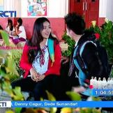 Foto Stefan William dan Natasha Wilona Anak Jalanan Episode 152