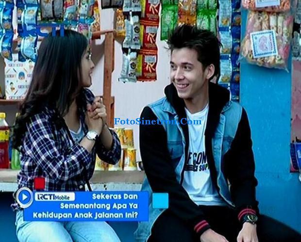 Stefan William dan Natasha Wilona Anak Jalanan Episode 168