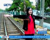 Adriana di Rel KA Anak Jalanan Episode 209