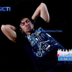 Foto Caesar Hito Anak Jalanan Episode 204