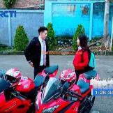 Foto Mesra Boy dan Reva Anak Jalanan Episode 229
