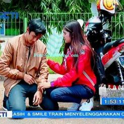 Foto Mesra Immanuel Caesar Hito dan Raya Kitty Anak Jalanan Episode 214