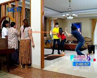 Boy dan Reva Anak Jalanan Episode 286