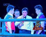 Boy vs Rey Moraga Anak Jalanan
