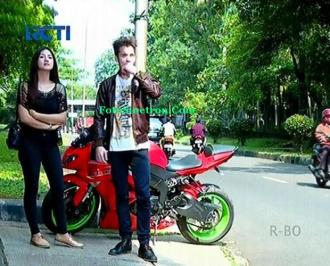 Foto Mesra Boy dan Clara Anak Jalanan Episode 260