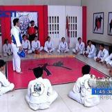 Latihan Dojo Macan Putih Anak Jalanan