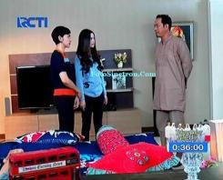 Pertengkaran Mas Bei dan Adriana Anak Jalanan Episode 324